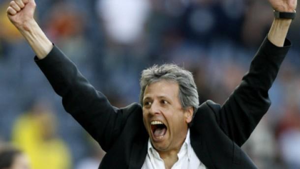 Schweizer Favre wird neuer Trainer