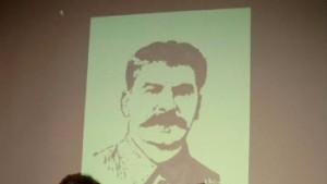 Über Stalins Kopf hinweg