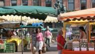 Hanau hat mehr zu bieten als idyllische Ecken wie den Marktplatz