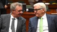 EU-Außenminister beraten über Sicherheitsfragen