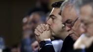 Tsipras: Es wird kein drittes Hilfsprogramm geben
