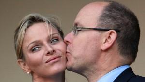 Gerüchte über Ehekrise im Fürstenhaus