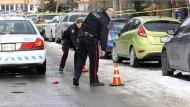 Mann wird auf Silvesterparty in Kanada erschossen