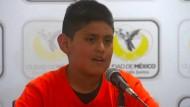 10-jähriger Junge rettet Baby und Sanitäter aus Trümmern