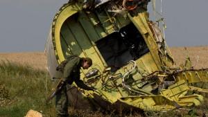 Kiew: Ursache für MH17-Absturz gefunden