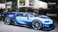Bugatti entwickelt Sportwagen für Computerspiel