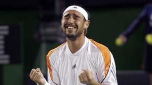 Shootingstar Baghdatis wartet auf Kiefer oder Federer