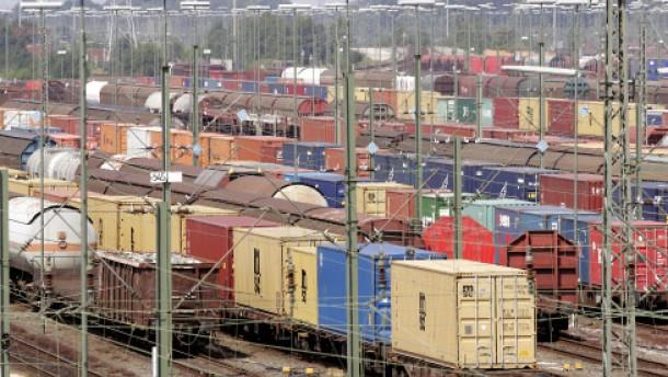 Am Wochenende keine Streiks im Güter- und Fernverkehr