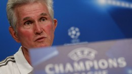 Heynckes' in die Champions League
