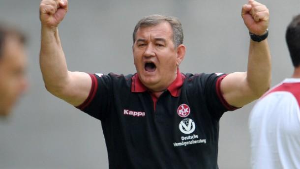 Kaiserslautern trennt sich von Trainer Sasic
