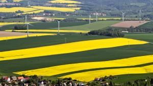 Windkraftbranche leidet unter der Flaute