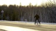 Flüchtlinge überqueren russisch-norwegische Grenze