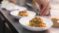 Spaghetti Pisaner Art