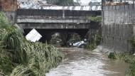São Paulo fehlt trotz Überflutung Wasser