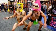 Comic-Fans erobern San Diego