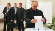 Russland wählt neues Parlament
