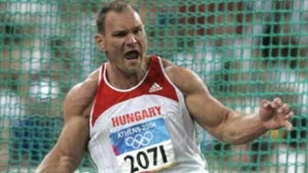 Olympiasieger Fazekas gedopt - Mit Müsli gegen Atomwaffen