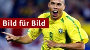 Brasilien dank Ronaldo im Finale gegen Deutschland