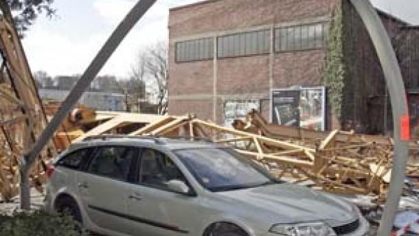 Hamburg nach der Tornado-Nacht