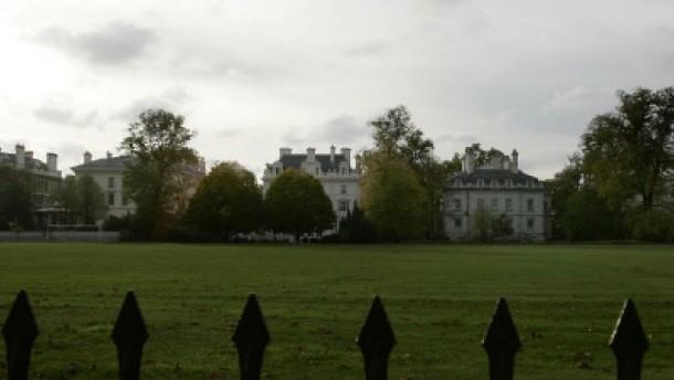 Arme müssen aus Londoner Luxusvierteln ausziehen