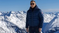 Daniel Craig dreht neuen James Bond-Film in den Alpen