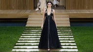 Star-Wars-Look bei Lagerfelds Chanel-Show