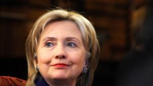 Für Hillary interessiert sich keiner