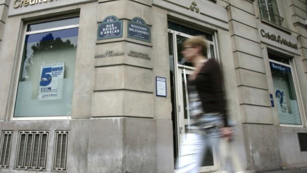 Die unbekannte Großbank aus Frankreichs Osten