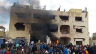 Bombenanschläge auf dem Sinai