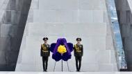 Armenien erinnert an Beginn des Völkermordes