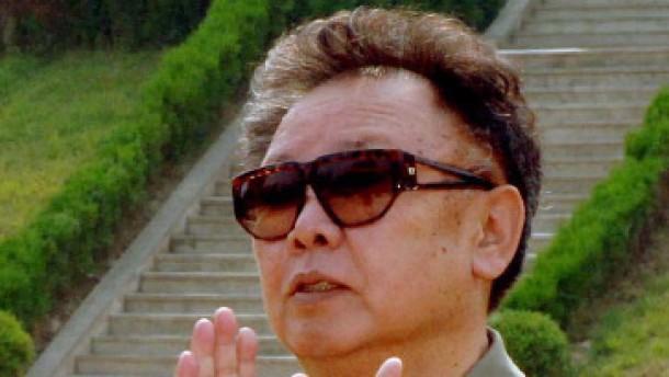 Applaus für großes Kino: Kim Jong-il