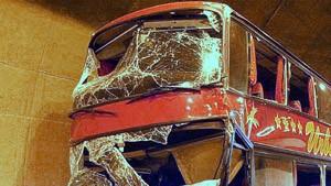 Mindestens 33 Tote bei schweren Busunfälle in Italien und der Türkei