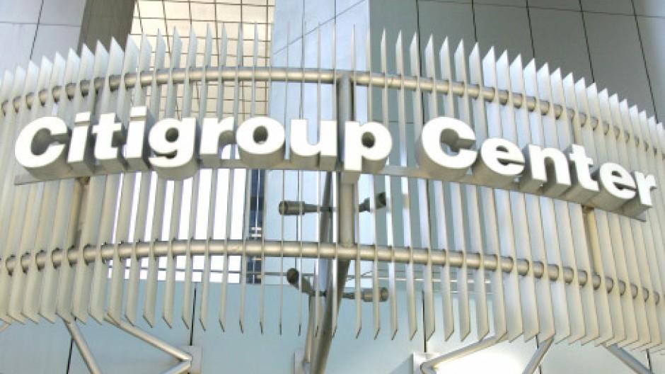 Die Citigroup soll an den Gesprächen beteiligt sein