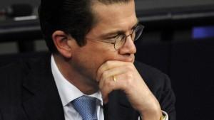 """""""Guttenberg muss Begründung für seine Korrektur nachliefern"""""""