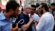 Grünen-Politiker Volker Beck in Istanbul festgenommen