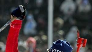 Fischer im Krankenbett, Björndalen Weltcupsieger