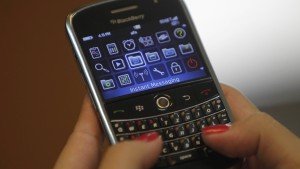 Blackberry-Hersteller baut Stellen ab