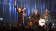 Rolling Stones begeistern Fans mit Überraschungskonzert