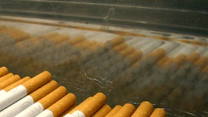Rauchen  für den Fiskus