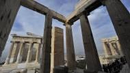 Stadtausflug in die griechische Hauptstadt Athen