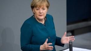 Merkel hält an Angebot an die Ukraine fest
