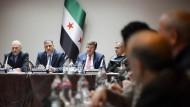 Eskalierende Kämpfe gefährden Syrien-Friedensgespräche