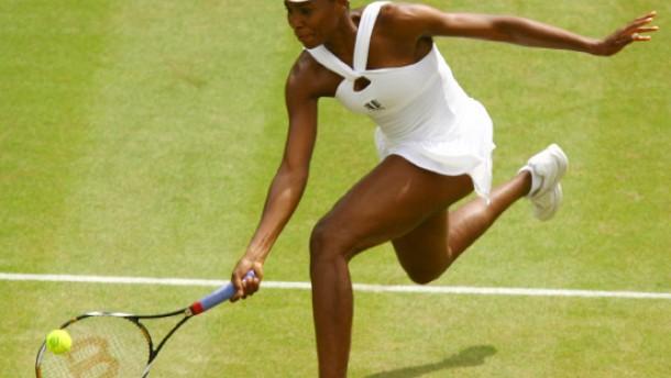 Williams-Schwestern im Wimbledon-Finale