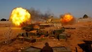 Kampf um IS-Hochburg Sirte