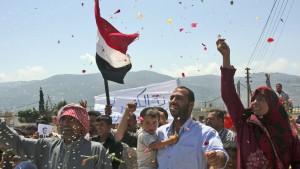 Syrische Armee rückt offenbar nach Norden vor