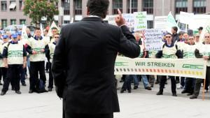 Lokführerstreik im Norden verlängert