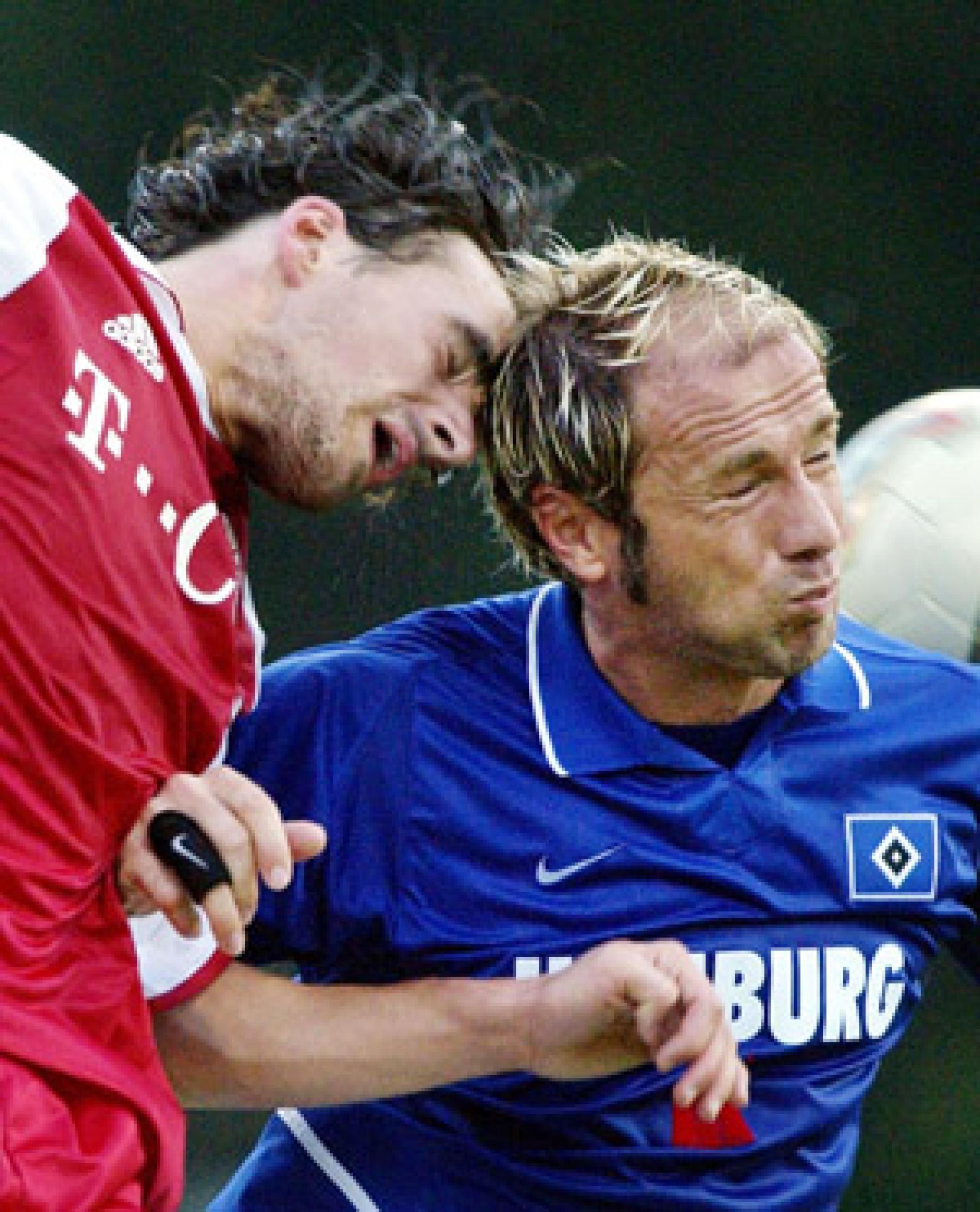 TICKET Ligapokal 2003 Bayern München Hertha BSC HSV