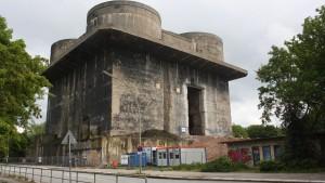 Bunker als Öko-Kraftwerk
