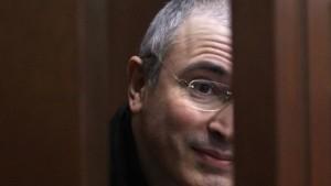 Chodorkowskij bis 2017 hinter Gittern
