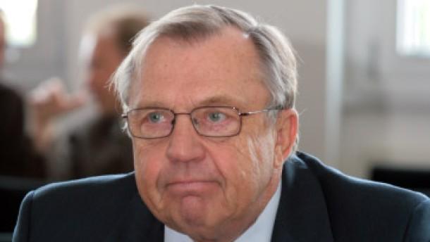 Bankenkrise: Der Sachsen-LB-Chef muss gehen - Unternehmen - FAZ
